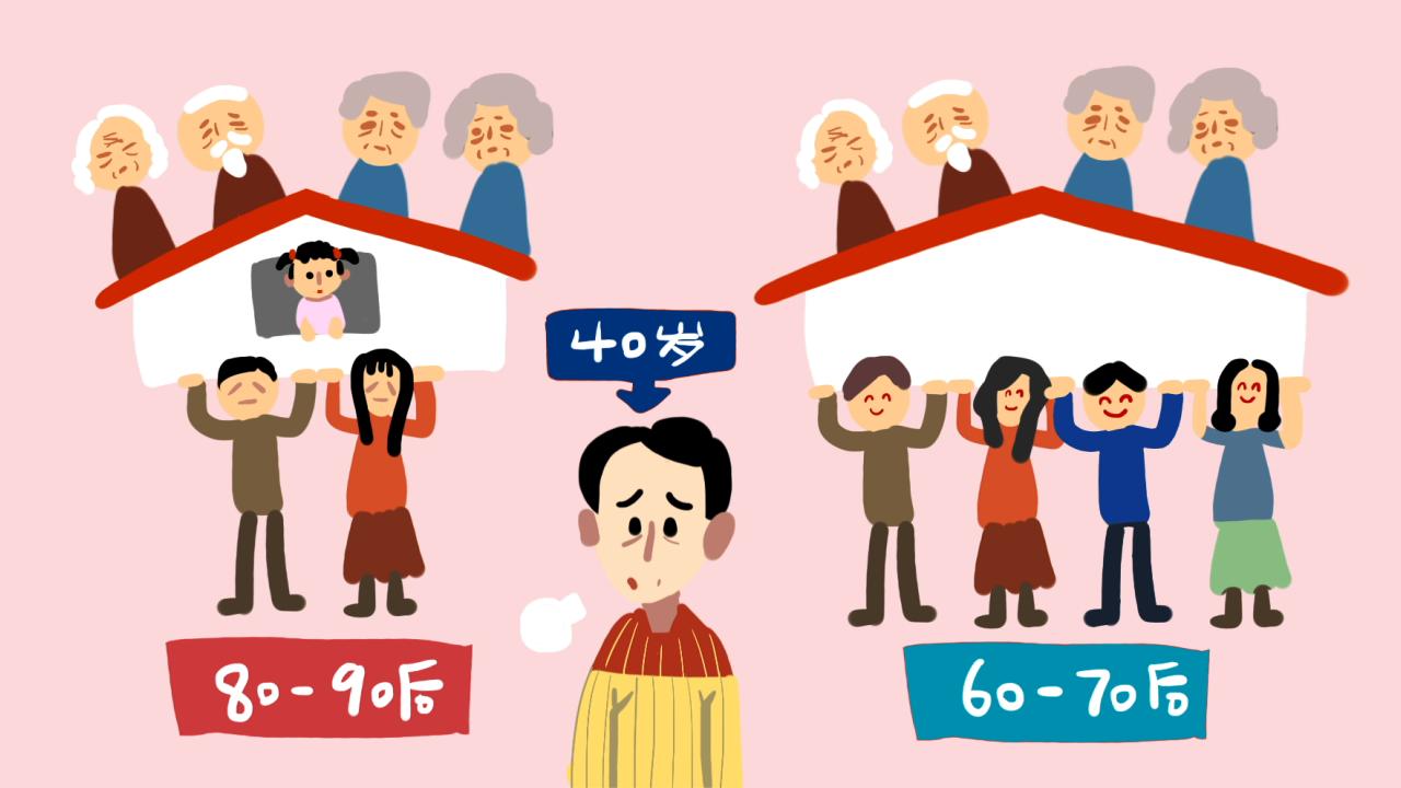 80后或遭遇最悲剧养老危机?