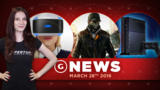 GS News - More PlayStation 4.5 Reports Surface; PS VR Could Run On PC!