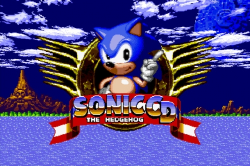 Sonic CD Coming March 31st for Apple TV