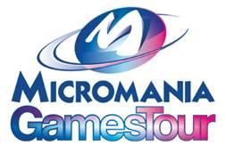 Micromania Games Tour logo