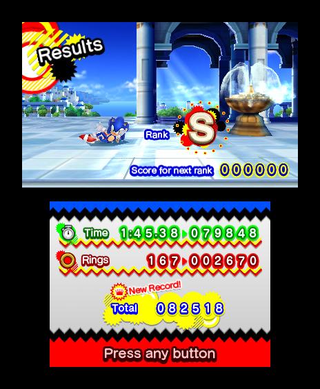 Sonic Generations 3DS Screenshots 66