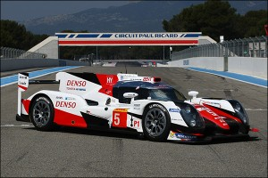 FIA WEC: Paul Ricard Prologue, Toyota Launch Pictures