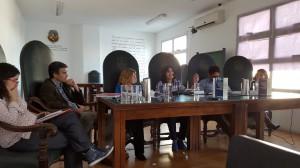 presentacion libro La Plata