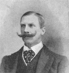 Edward William Barton-Wright, the founder of Bartitsu