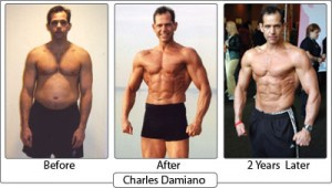 charles damiano baa 300x170 Tips for Getting Ripped Six Pack Abs! Part 2