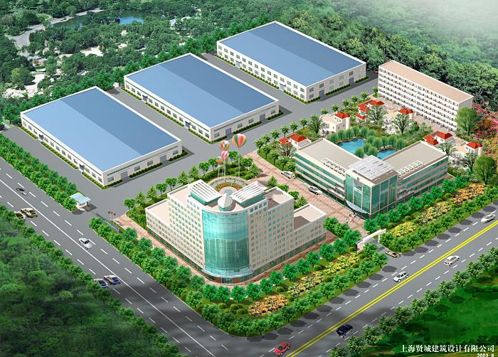A8068 奉贤西渡镇扶港路50亩工业用地1.26万平厂房办公楼整体转让出售