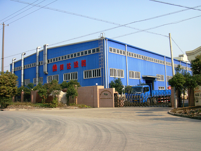 A8060 嘉定区华亭镇开发区1.5万平方米单层标准厂房仓库出租 有行车 排污管