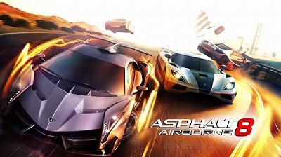 Tải game asphalt 9 đã hack gold, mod xe cực vip cho android