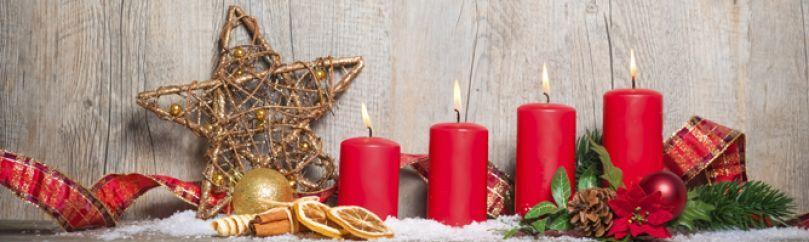 Todas las ideas fáciles y baratas para decorar en Navidad