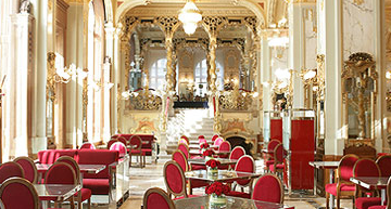 New York Cafe and Restaurant in New York Palace Boscolo Hotel Budapest