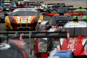 ELMS: Paul Ricard Prologue, Monday Gallery