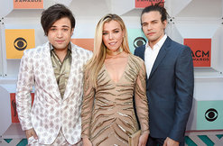 The Band Perry Academy of Country Music Awards 2016