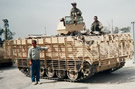 M113A3 Modified in Iraq