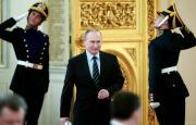 Putin crea órgano para combatir el terrorismo y crimen organizado