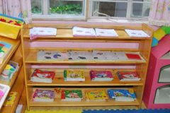 简单实用的幼儿园图书角设计