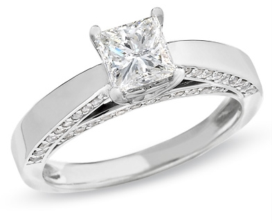 princess cut diamond engagement rings02
