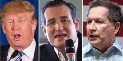 Trump, Cruz looking to KO Kasich: Repubs looking to block Kasich at convention