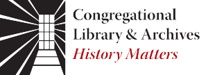 Congregational Library and Archives Logo
