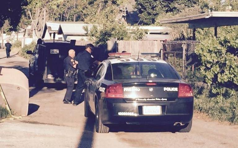 Police talk about stabbing of gardener in southeast Fresno