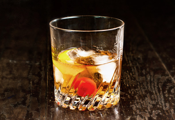 Manly Drinks Old Fashioned