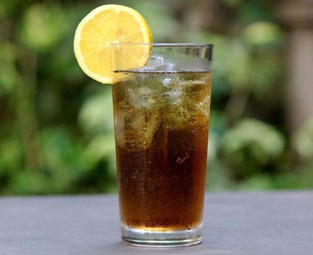 Manly Drinks Long Island Iced Tea