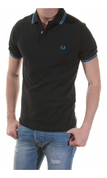 Polo-shirt Fred Perry Twin Tipped Polo A23