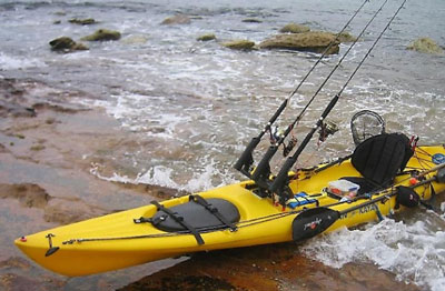 Surely you must keep a note if you are thinking about using this angling kayak for any other purpose, like touring or camping