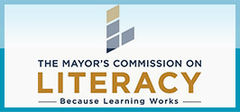 Mayor's Commission on Literacy Logo