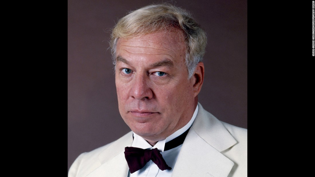 """<a href=""""http://www.cnn.com/2016/02/29/entertainment/george-kennedy-obit-feat/index.html"""" target=""""_blank"""">George Kennedy</a>, the brawny, Oscar-winning actor known for playing cops, soldiers and blue-collar authority figures in such films as """"Cool Hand Luke,"""" """"Airport"""" and the """"Naked Gun"""" films, died February 28. He was 91."""