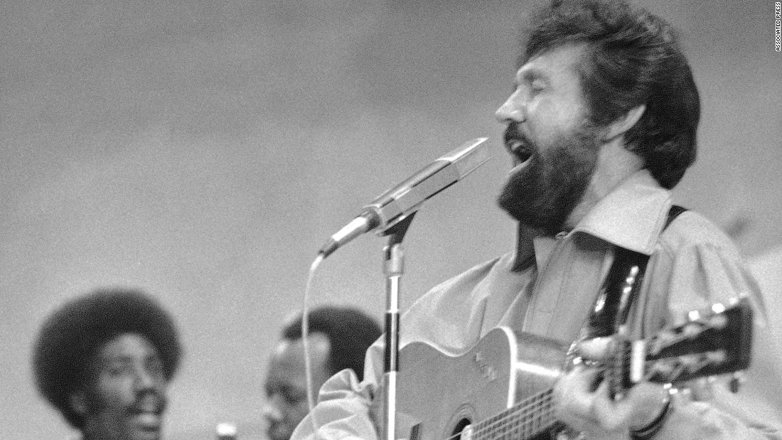 """Singer <a href=""""http://www.cnn.com/2016/02/22/entertainment/sonny-james-obit-feat/"""" target=""""_blank"""">Sonny James</a>, who ruled the country music charts for nearly 20 years, died February 22 at the age of 87."""