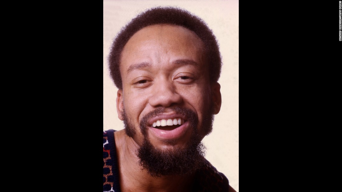 """<a href=""""http://www.cnn.com/2016/02/04/entertainment/maurice-white-earth-wind-fire-dies-feat/"""" target=""""_blank"""">Maurice White</a>, the Earth, Wind & Fire leader and singer who co-wrote such hits as """"Shining Star,"""" """"Sing a Song"""" and """"September,"""" died on February 4, his brother and bandmate Verdine White said. He was 74."""