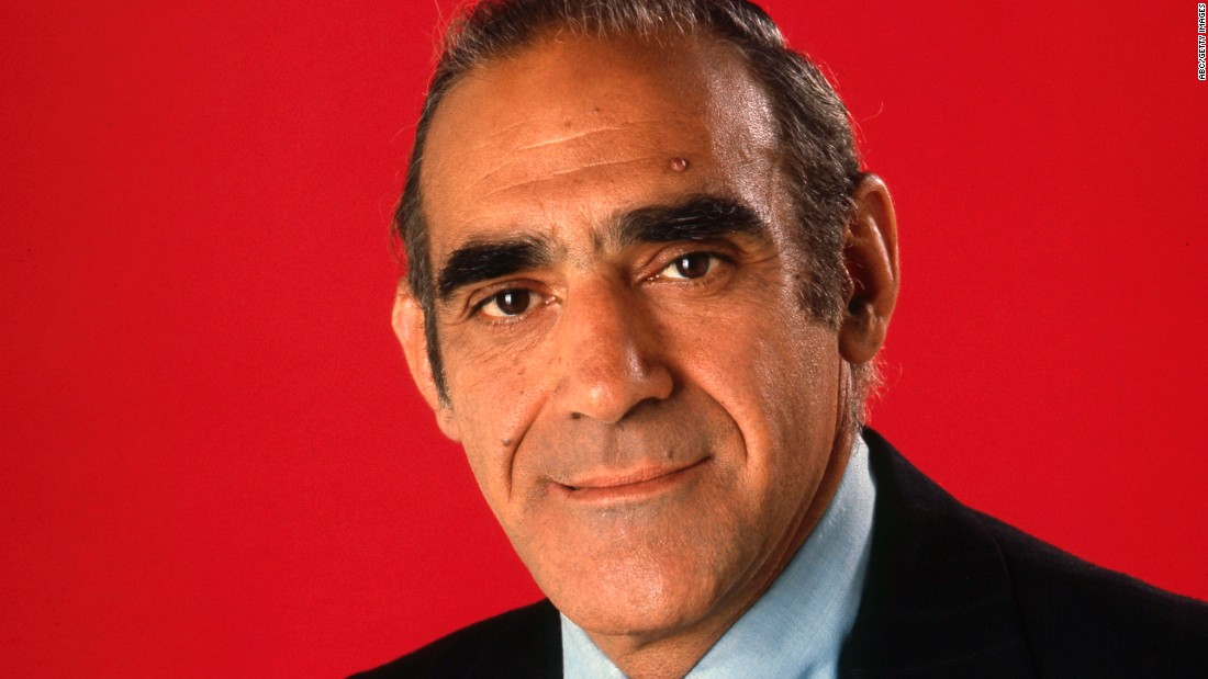 """<a href=""""http://www.cnn.com/2016/01/26/entertainment/abe-vigoda-dead-obit-feat/"""" target=""""_blank"""">Abe Vigoda</a>, the long-surviving """"Godfather"""" and """"Barney Miller"""" actor, died January 26 at age 94. Vigoda became famous for his role as the decrepit detective Phil Fish on the television series """"Barney Miller,"""" but it was the inaccurate reporting of his death in 1982 that led to a decades-long joke that he was still alive. He played into the joke in late-night television appearances with Conan O'Brien and David Letterman."""