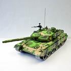 99式坦克模型 九九式坦克模型