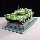 99式坦克模型 1:24合金坦克模型