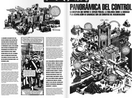 Cosmovisión Rebelde, el tabloid