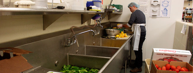 Culinary Services honored with Departmental Sustainability Award