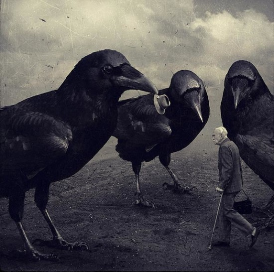 Surreal image photography