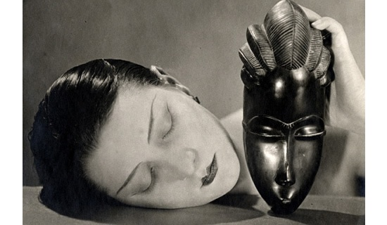 Kiki de Montparnasse photo de Man Ray