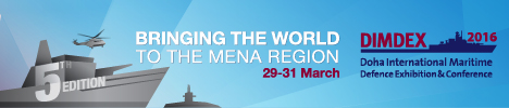 DIMDEX 2016  5th edition of Doha International Maritime Defence Exhibition & Conference