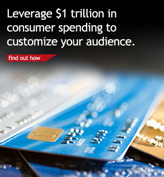 Leverage $1 trillion in consumer spending to customize your audience