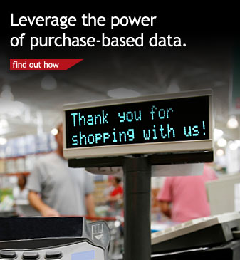 Leverage the power of purchase-based data