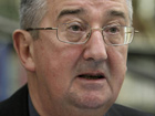 Archbishop of Dublin Diarmuid Martin apologises on behalf of the Catholic Church for covering up sexual abuses by priests in its institutions (Source: Reuters)