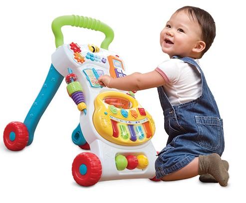 入手一宝宝学步车