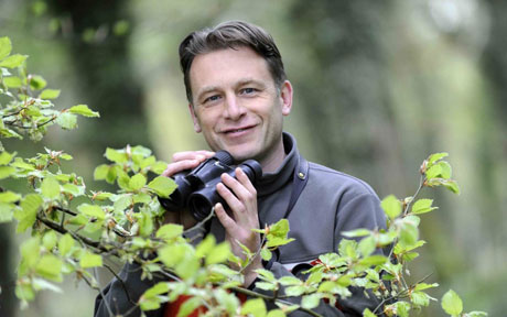 Chris Packham, 'wildlife expert' (Photo: Paul Grover)