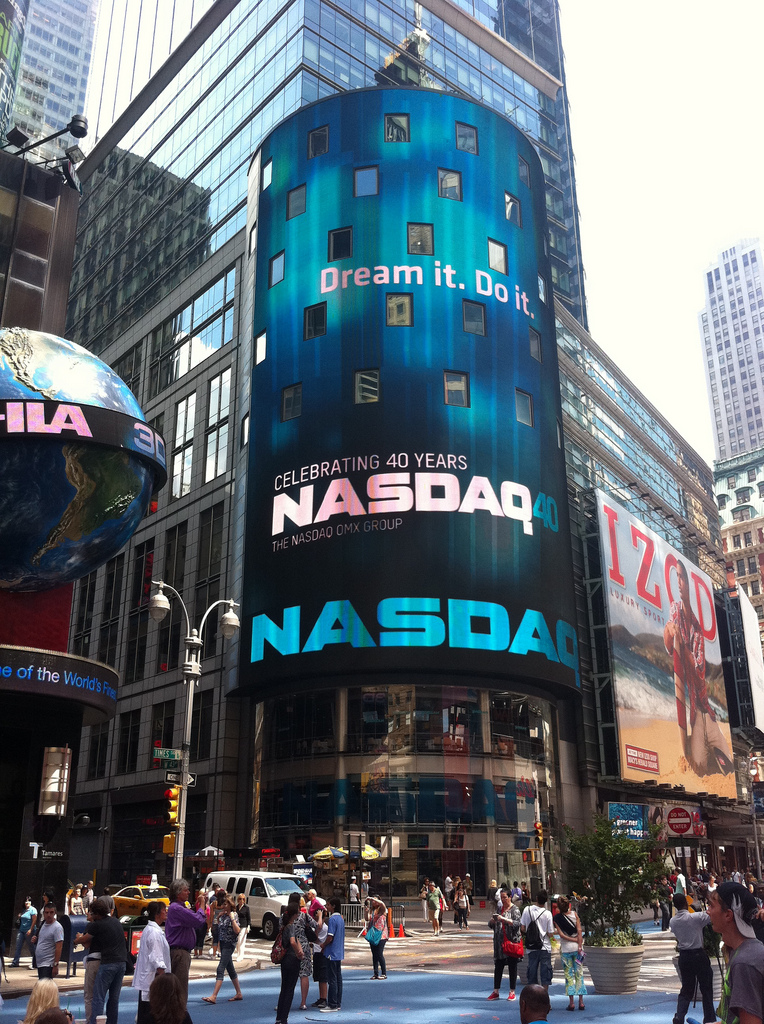 Dream it, Do it, NASDAQ