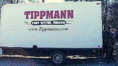 the Tippmann truck