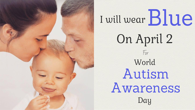 Why I'm sharing my story for World Autism Awareness Day