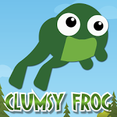 Clumsy Frog