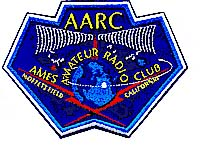 photo of Ames Amateur Radio Club emblem