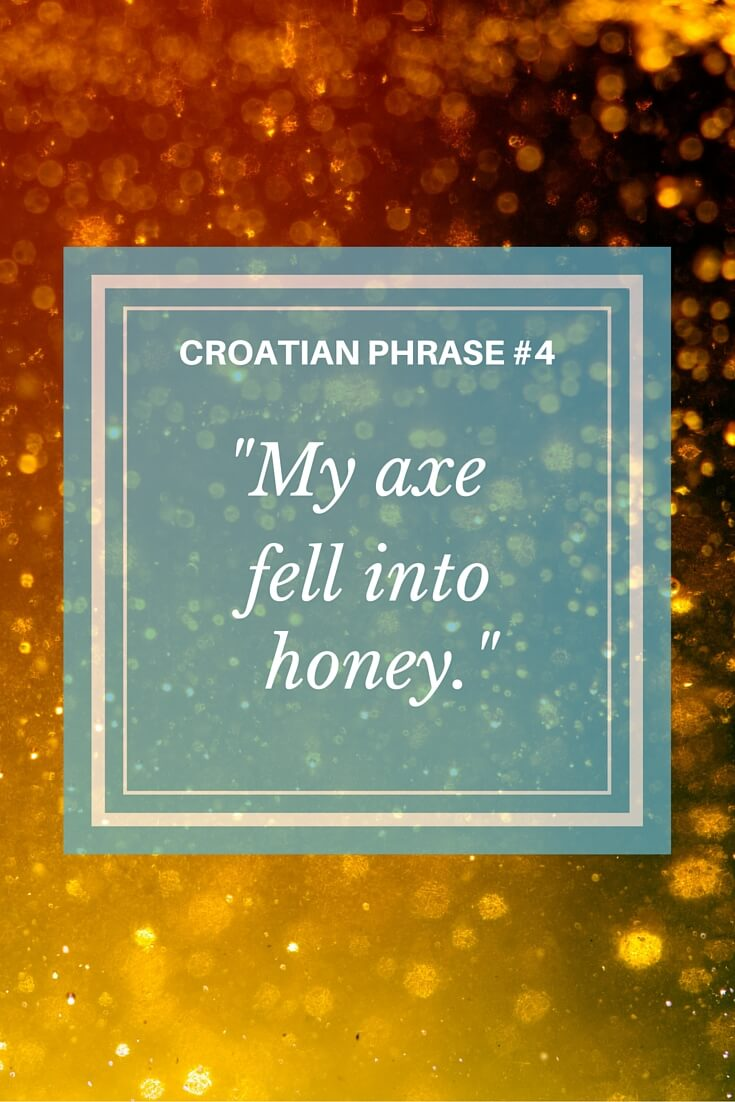 Funny Croatian Phrases | Total Croatia